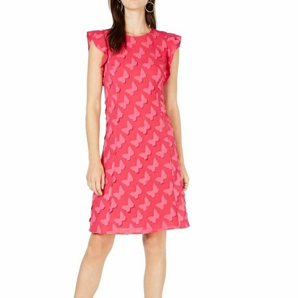 Michael Kors Dresses & Skirts - MICHAEL KORS PINK Butterfly Princess Dress
